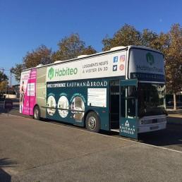 Habiteo Truck, St Cyr - Kaufman & Broad