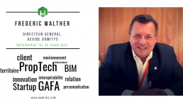 L'interview Habiteo si je vous dis : Frédéric Walther directeur général aegide domitys