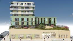 Programme immobilier Emprunte par Icade