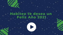 Habiteo te desea un feliz ano 2021